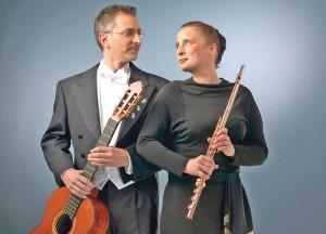 Das Klinghoff-Duo. (Bild: zvg)