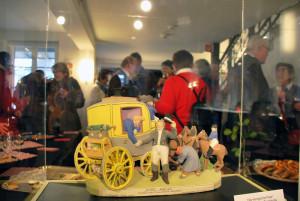 Die Zizenhauser Terrakotten standen am Samstag im Museum Rosenegg einmal mehr im Blickpunkt. (Bild: Thomas Martens)
