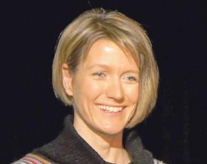 Sarah Thurnheer tritt als Leiterin des Theaters an der Grenze zurück. (Bild: zvg)