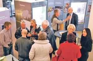 Die Veranstaltung bot Tourismus- und Freizeitanbietern die Möglichkeit sich auszutauschen. (Bild: kb)