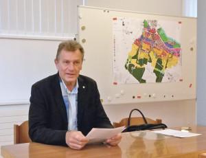 Stadtrat Michael Dörflinger tritt vorzeitig zurück. (Bild: sb)