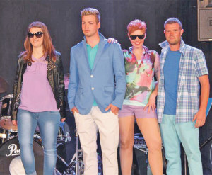 Die Modeschau an der GEWA 2013 war nur eine der Attraktionen des Ramenprogramms, welche sehr gut ankamen. (Bild: zvg)