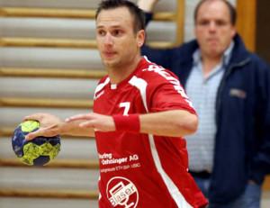Torjäger Oliver Schoof ist für den HSC Kreuzlingen eminent wichtig. (Bild: Mario Gaccioli)