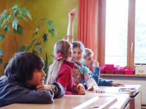 Die Steiner-Schule Kreuzlingen informiert über ihr Konzept. (Bild: zvg)