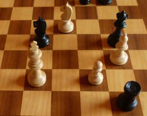 Der Schachklub Bodan strebt den Wiederaufstieg in die Liga A an. (Bild: Didi01  / pixelio.de)