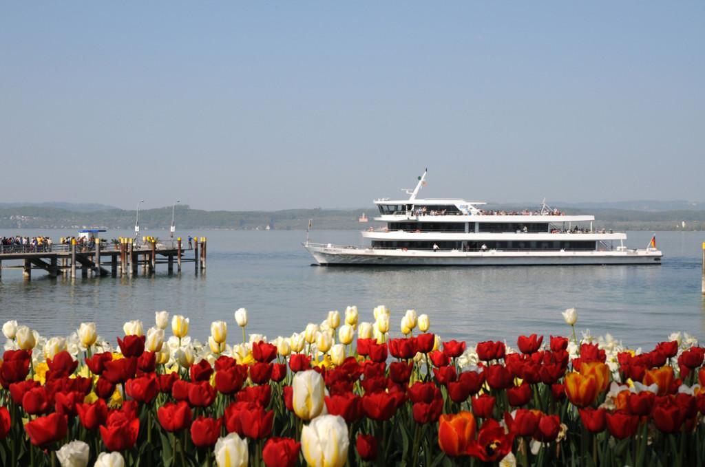 Der Sommer kann kommen: Schon der Saisonauftakt der Weissen Flotte war erfolgreich. (Bild: zvg)