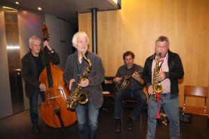 Was wird an der GV des Trägervereins der Jazzmeile gespielt? Jazz natürlich! (Bild: zvg)
