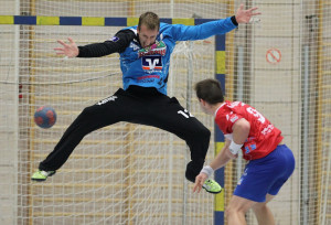 Patrick Glatt wechselt von der HSG Konstanz zum HSC Kreuzlingen. (Bild: Peter Pisa)