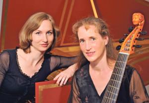 Karen Bender und Sophie Nawara. (Bild: zvg)