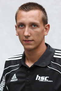 Neuer Trainer Marcel Briegmann. (Bild: zvg)