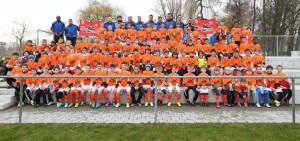 Letztes Jahr nahmen über 100 Kinder aus Kreuzlingen und Umgebung am Camp teil. (Bild: zvg)