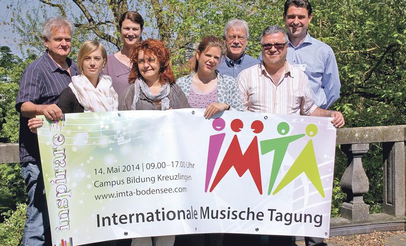 Die Ogrganisatoren der IMTA in Kreuzlingen. (Bild: sb)