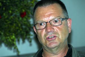 Institutsleiter Thomas Bücheler informierte über die Schule Bernrain. (Bild: kp)
