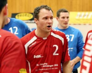 Trainer Tobias Eblen in Aktion. (Bild: Gaccioli)