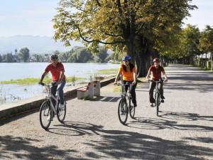 Langsamverkehr im Thurgau soll gefördert werden. (Bild: Thurgau Tourismus)