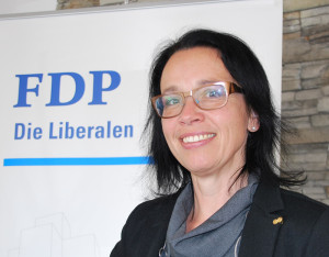 Barbara Jäggi-Gretler will für die FDP in den Kreuzlinger Stadtrat. (Bild: Thomas Martens)