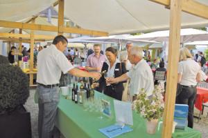 Der «Ermatinger Buuremarkt» gibt ein sonntägliches Gastspiel. (Bild: zvg)