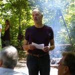 Toni Kappeler, Präsident Pro Natura.