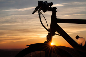 Verhängnisvoller Ausflug mit dem E-Bike. (Symbolbild: Al/pixelio.de)