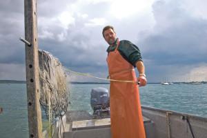 Für Fischer am Bodensee wir die Arbeit immer schwieriger. (Bild: zvg)