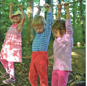 Hier haben Kinder viel Spass. (Bild: zvg)