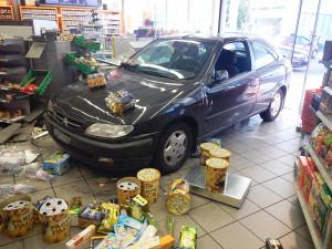 Beim Unfall wurde niemand verletzt. (Bild: Kapo TG)