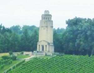 Der Bismarckturm in Konstanz. (Bild: tm)