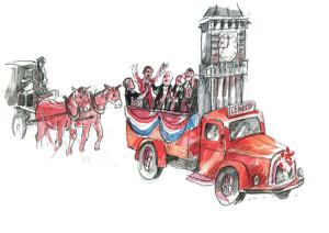 Illustration zum Märliumzug. (Bild: zvg)