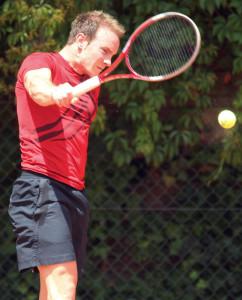 David Philipp Stojan verteidigte seinen Titel souverän. (Bild: Mario Gaccioli)