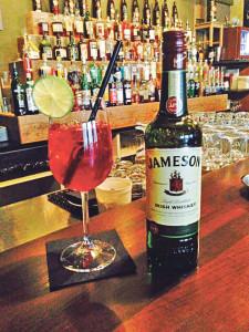 Ein Wochendrink. (Bild: zvg)