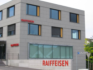 Die Raiffeisenbank in Tägerwilen floriert. (Bild: Archiv)