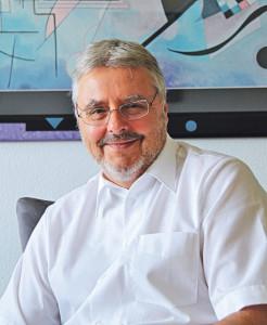 Jürg Schlatter, neuer Präsident des Stiftungsrats Abendfrieden. (Bild: ek)