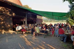 Ein Sommerfest für Gross und Klein. (Bild: zvg)