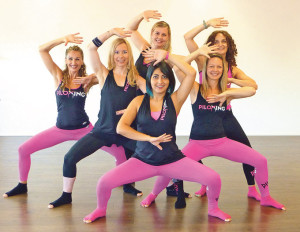Die sechs diplomierten Piloxing® Instruktorinnen freuen sich auf die neuen Kurse. (Bilder: zvg)