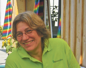 Angelina Horber hat als Pflegefachfrau Erfahrung mit dem Thema Sterbebegleitung. (Bild: zvg)