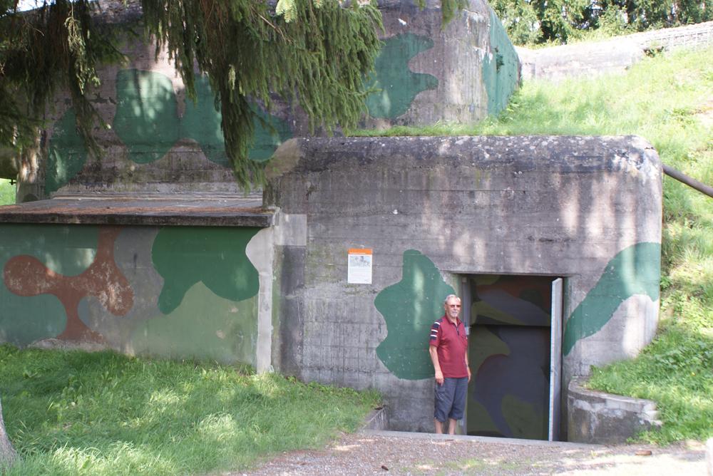 Bunker in Lengwil. (Bild: zvg)