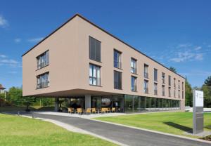 Das Hotel am Hafen in Kreuzlingen. (Bild: zvg)