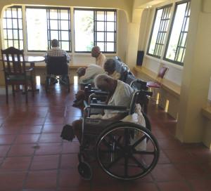Im Alters- und Pflegeheim in Grenada fehlt es an vielem. (Bild: zvg)