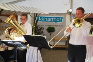 Der Ekkharthof feierte 40 Jahr-Jubiläum. (Bild: Thomas Martens)
