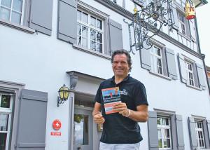 Clemens Ressel ist Mentalcoach und Buchautor. (Bild: Thomas Martens)