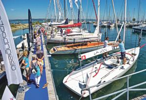 Der Kanton will Konzessionsgebühren für die Bootsstationierungen der Gemeinden am Bodensee einführen. (Bild: Archiv)