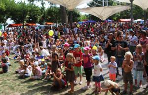 Tausende Kinder und Jugendliche kommen jedes Jahr zum Kinderfest nach Konstanz. (Bild: zvg)