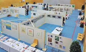 In «Kunstboxen» zeigen die verschiedenen Künstler ihre Werke.(Bild: zvg)