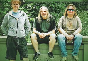 «Trouble Heroes» spielen am Freitag im Temple of Music. (Bild: zvg)