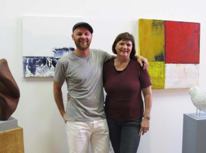 Martin Lechner und Heidi Lenz. (Bild: zvg)