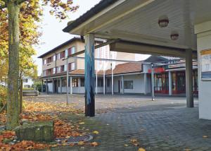 Die Raiffeisenbank Altnau will am bisherigen Standort neu bauen. (Bild: zvg)