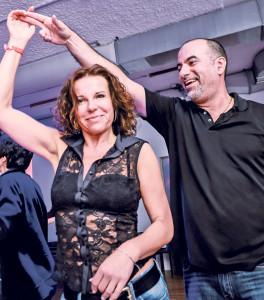 Meike Robinson tanzt leidenschaftlich den «West Coast Swing».(Bild: zvg)