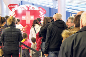 Es gibt viel zu gewinnen bei Swiss Games. (Bild: zvg)