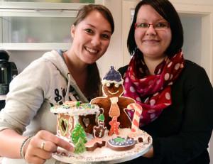 Stephanie Wörner und Marina Filipczyk, beide Projektkoordinatorinnen beim Stadtmarketing. (Bild: Marion Baumeister)