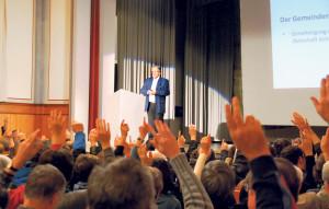 Thalmann_Gemeindeversammlung